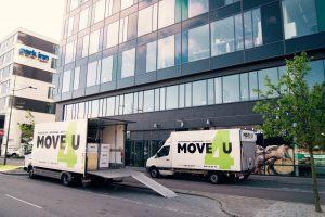 Kontorsflytt MOVE4U